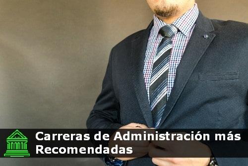 carreras de administración mejor pagadas