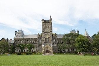 Universidad de Toronto en Canadá
